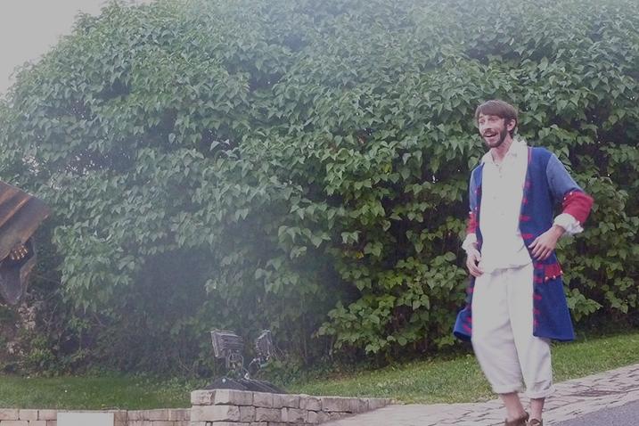 Ecriture et mise en scène Marie Chabauty, Musique: Nicolas Mathuriau en alternance avec Enguerrand Ecarnot, jeu: Baptiste Chabauty en alternance avec Clément Barthelet.